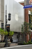 Apple Store at The Grove - Los Angeles, USA Royalty Free Stock Image