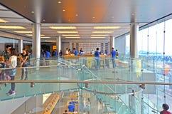 Apple store hong kong Stock Photos