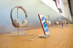 Apple store. Stock Image