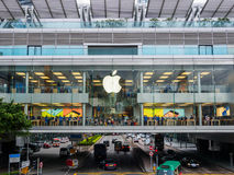 Apple store in Hong Kong Stock Photography
