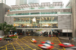 Apple Store Hong Kong Stock Photo