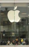 Apple store in Hong Kong Royalty Free Stock Image