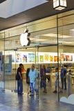 Apple store honolulu Stock Image