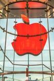 Apple Store icon Stock Photo