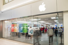 Apple store in Mall of America Stock Images