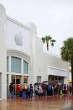 Apple Store Miami Beach Royalty Free Stock Photography