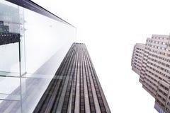 Apple Store New York Stock Photography