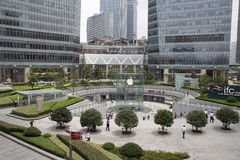 Apple Store in Shanghai lizenzfreie stockfotografie