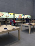 Apple Store, Shopping Stock Photos