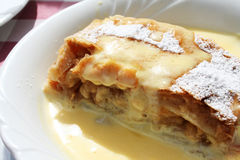 apple strudel Obraz Royalty Free