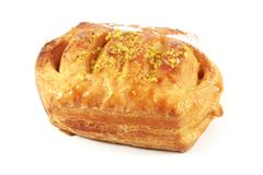 Apple Strudel Puff Pastry Danish royalty free stock image