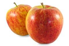 Apple studio photo Royalty Free Stock Photography