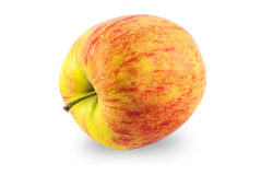 Apple studio photo Royalty Free Stock Image