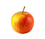 Apple sur le fond blanc Photo stock