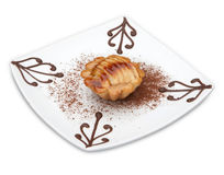 Apple Tart Stock Photography