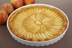 Apple tart Royalty Free Stock Image