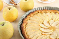 Apple tart Stock Photos