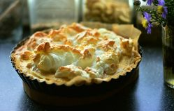 Apple Tart, Apple Pie, Meringue
