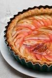 Apple tart. Stock Photo