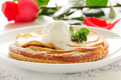 Apple tart Stock Images