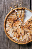 Apple tart Stock Image