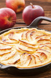 Apple tarte Stock Image