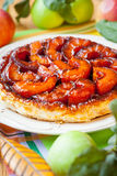 Apple Tarte Tatin Royalty Free Stock Images