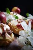 Apple tartlets Stock Photo