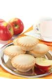Apple tarts Stock Image