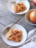 Apple Tarts Stock Photos