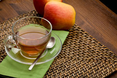 Apple Tea Royalty Free Stock Photo