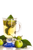 Apple tea Stock Image