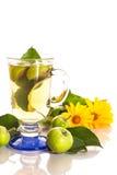 Apple tea Royalty Free Stock Photo