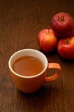 Apple tea Royalty Free Stock Photos