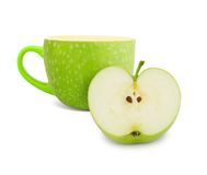 Apple tea Stock Photo