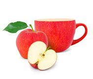 Apple tea Stock Photos