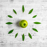 Apple of time stock images