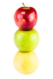 Apple tower Stock Photography
