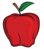 Apple tragen Früchte stock abbildung