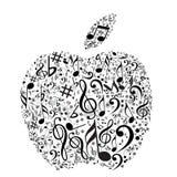 Apple tragen Früchte Lizenzfreie Stockfotos