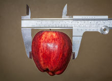 Apple tragen für bessere Gesundheit Früchte Stockbilder