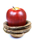 Apple treat Royalty Free Stock Photography