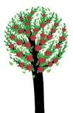 An apple tree Stock Image