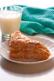 Apple Turnover Dessert Stock Photography