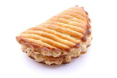 Apple turnover Royalty Free Stock Images