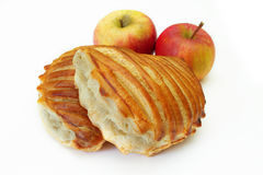 Apple turnover Stock Photography