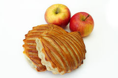 Apple turnover Royalty Free Stock Photography