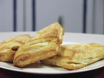 Apple turnovers Royalty Free Stock Image