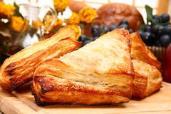 Apple Turnovers stock image