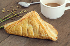 Apple turnovers Stock Photography